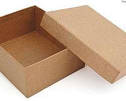 Embalagens de papel cartão para batata frita