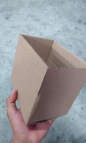 Caixa de Papelão Pequena Preço