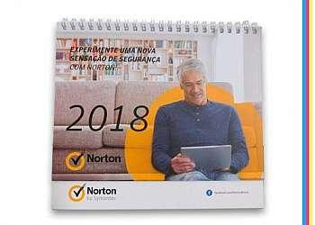 Comprar calendario de mesa personalizado