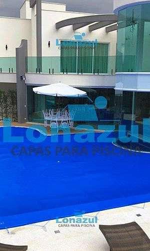 Capa para piscina grande