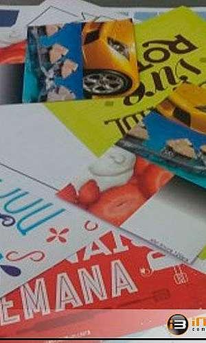 Cartazes personalizados