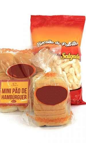 Embalagem de plástico para alimentos