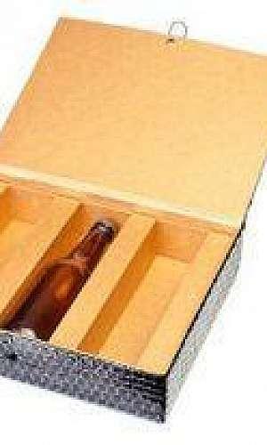 Embalagens de caixas personalizadas