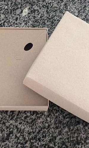 Embalagens de papel cartão para brincos