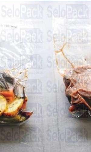 Embalagens para alimentos congelados