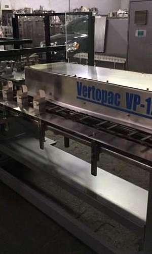Encartuchadeira vertical