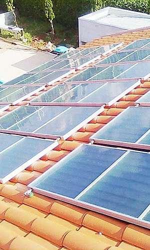 Placa solar venda