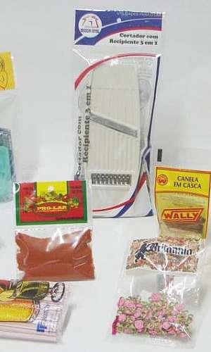Saco de embalagem